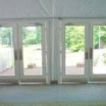 full glass tent doors louisville KY